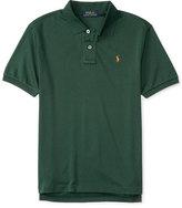 Ralph Lauren Cotton Jersey Polo Shirt, Size 2-4