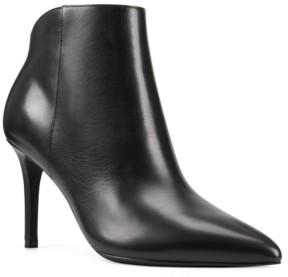 Nine West Women's Feina Ankle Dress Booties Women's Shoes