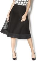 Gracia Net A-line Skirt