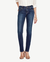 Ann Taylor Petite Curvy Skinny Jeans