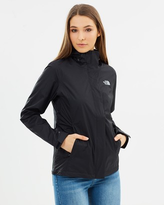 The North Face Women's Black Parkas - Venture 2 Jacket - Women's - Size XS at The Iconic