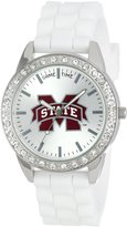 Game Time Women's COL-FRO-MSS Frost College Series Collegiate 3-Hand Analog Watch