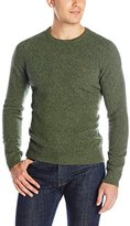 Original Penguin Men's P55 Long Sleeve Lambswool Crew Neck