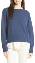 Vince Women's Boat Neck Cashmere Sweater