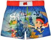Disney Boys Jake and The Neverland Pirates Board Shorts New Kids Swimwear