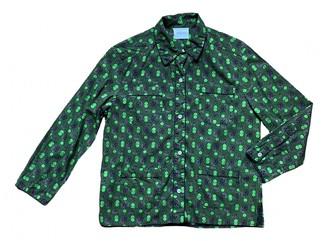 Laurence Dolige Multicolour Cotton Top for Women