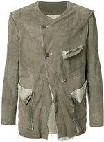 Sulvam biker jacket