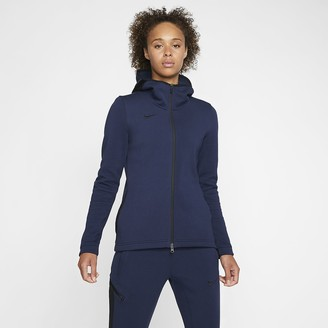 Nike Women's Full-Zip Basketball Hoodie (Stock Dri-FIT Showtime