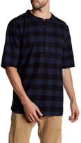 Alternative Crusade Short Sleeve Flannel Shirt