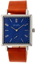 Simplify The 5000 Navy Dial Watch, 38mm