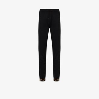 Versace Greca Border track trousers
