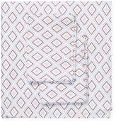 Serena & Lily Diamond Sheet Set