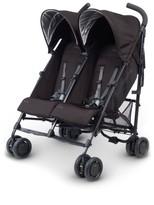 UPPAbaby Infant G-Link Jake Aluminum Frame Reclining Side By Side Umbrella Stroller