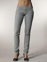 Sylph Trouser Pocket in Grey Garment Dye