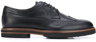Tod's Contrast-Sole Brogues