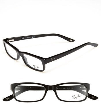 Ray-Ban 50mm Optical Glasses (Online Only)