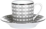 Haviland Duomo Coffee Cup & Saucer