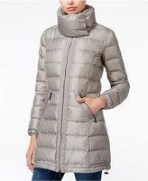 Armani Exchange Mock-Neck Puffer Coat