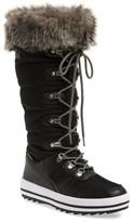 Cougar Vesta Faux Fur Collar Knee High Snow Boot