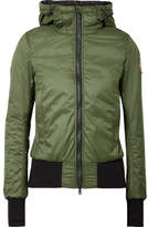 Canada Goose Dore Hooded Shell Down Jacket - Army green