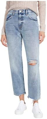 Current/Elliott Original Ankle Boyfriend Jeans in Prim (Prim) Women's Jeans
