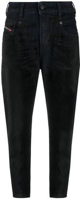 Diesel Fayza boyfriend fit jeans