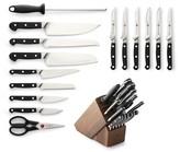 Zwilling J.A. Henckels Pro 16-Piece Knife Block Set
