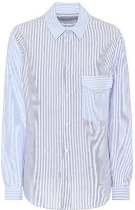 Woolrich Striped cotton shirt
