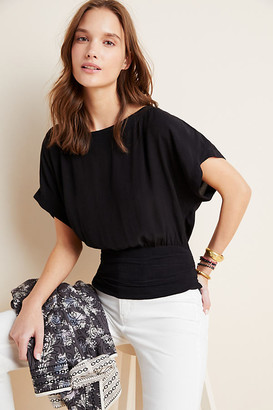 Maeve Philippa Blouse By in Black Size 0