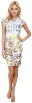 Ted Baker Pancha Window Blossom Fitted Dress