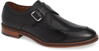 Johnston & Murphy Conard Monk Strap Shoe