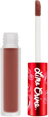 Lime Crime Velvetine Matte Lipstick 2.6Ml Cindy (Terracotta Brown)