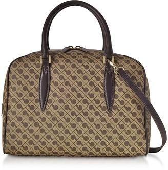 Gherardini Millerighe Signature Satchel Bag