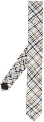 Gianfranco Ferré Pre Owned 1990s Check Print Tie
