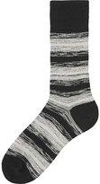Uniqlo Men Gradation Striped Socks