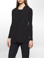 Calvin Klein Soft Suit Open Vest