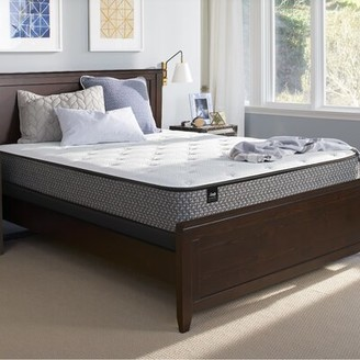"Sealy Response Essentials 8.5"" Firm Tight Top Mattress Mattress Size: Full"