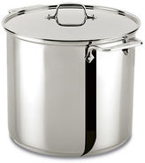All-Clad 12-Quart Stainless Steel Covered Stockpot