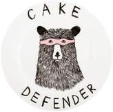 'Cake Defender' Side Plate