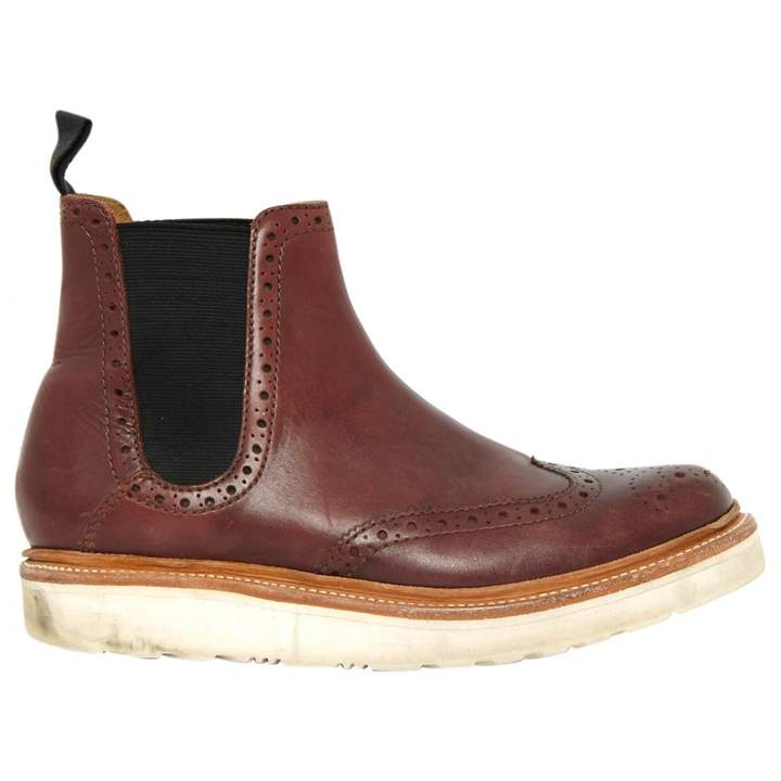 Grenson Leather boots