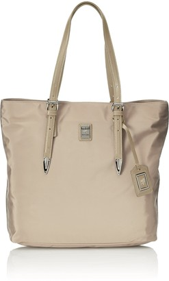 Piero Guidi Women's 11381 Tote Bag Beige beige 31 cm