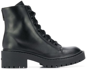 Kenzo Military Boots
