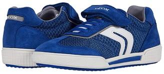 Geox Kids Poseido 3 (Big Kid) (Blue/Grey) Boy's Shoes