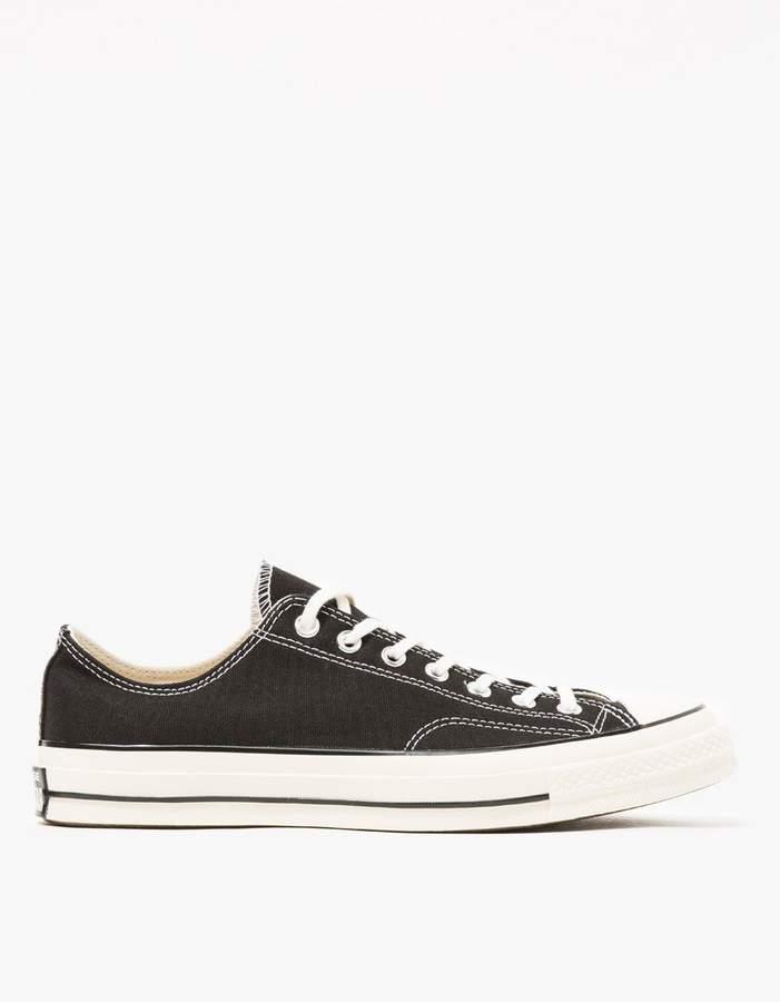 Converse Chuck Taylor 70 Low Sneaker in Black
