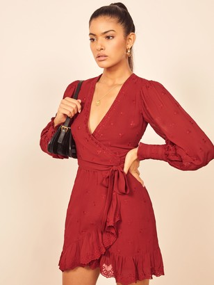 Reformation Clare Dress