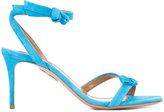 Aquazzura Passion sandals - women - Leather/Suede - 35