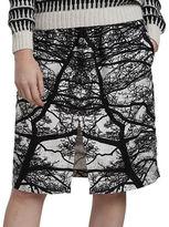 H Fredriksson Ino Silk Skirt