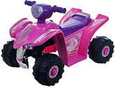 Lil' Rider Pink Princess Mini Quad Ride-On FourWheeler