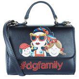Dolce & Gabbana Family Leather Shoulder Bag