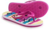 Roxy Tahiti Flip-Flops (For Little and Big Girls)